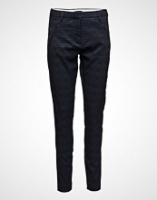 Fiveunits Angelie 318 Navy Grid, Pants