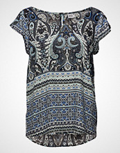 Saint Tropez Paisley Printed Top