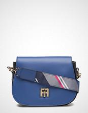 Tommy Hilfiger Th Twist Saddle Bag Leather Hella S