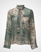 Twist & Tango Adeline Blouse Poppy Flower