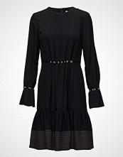 3.1 Phillip Lim Ls Pintuck Dress W Silk Ties