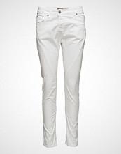 Please Jeans Fine Flap Bianco Ottico