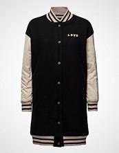 Scotch & Soda Wool Bomber Longer Length Jacket