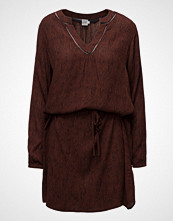 Saint Tropez Braided Lines Woven Dress