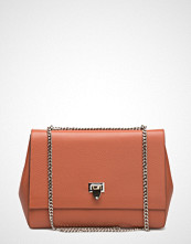 Decadent Big Bag With Buckle And Chain