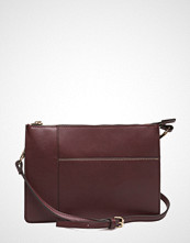 Mango Seam Cross-Body Bag
