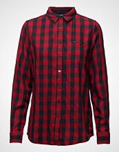 Lee Jeans One Pocket Shirt Red Runner