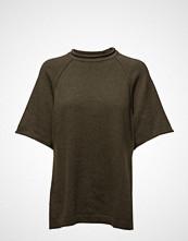 Filippa K Knitted Yak Mix T-Shirt