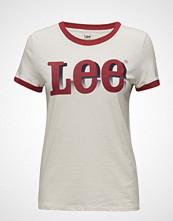 Lee Jeans Retro Logo Tee Jet Stream