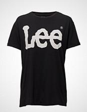 Lee Jeans Logo Tee Black