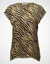 Rabens Saloner Zebra Blouse