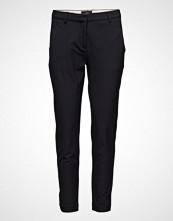 Fiveunits Kylie 351 Crop, Black Crepe, Pants