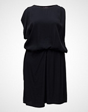 Violeta by Mango Asymmetrical Sleeve Dress