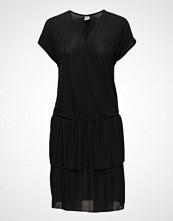 Saint Tropez Pleated Jersey Dress