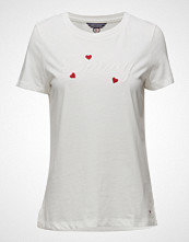 Tommy Hilfiger Tommy Heart Tee Ss