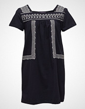 Violeta by Mango Embroidered Detail Dress