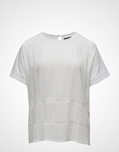 Violeta by Mango Openwork Panels T-Shirt