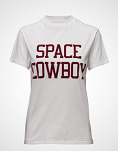 Ganni Harvard T-Shirt Space Cowboy