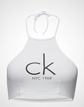 Calvin Klein High Neck Crop Top 0