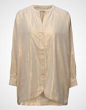 Rabens Saloner Golden Long Sleeve Shirt