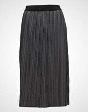 Gant G. Pleated Wool Jersey Skirt