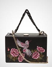 Mango Embroidered Coffer Bag