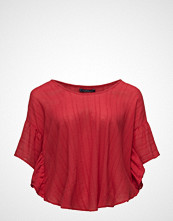 Violeta by Mango Ruffled Sleeve Blouse