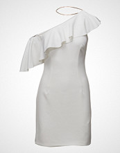 Marciano by GUESS One Shoulder Drapery Dress