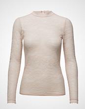 Rosemunde T-Shirt Regular Ls W/Lace