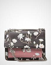 Mango Bicolor Floral Bag
