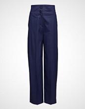 Mango Seams Waist Coated Trousers