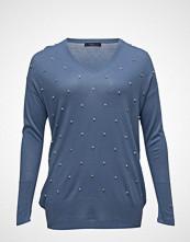 Violeta by Mango Decorative Appliqu Sweater