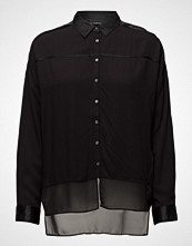 Calvin Klein Wrai Silk Mm Shirt L