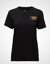 Vans Wm Boom Boom Bf Tee Black