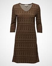 Cream Mira Dress