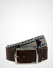 Hunkydory Nashoba Wide Beaded Belt