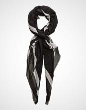 Calvin Klein Logo Stripe Scarf, 9