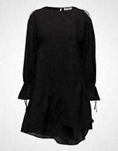 3.1 Phillip Lim Ls Dress W Asym Ruffle Hem