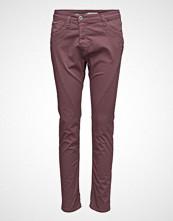 Please Jeans Fine Flap Cotton Red Wine