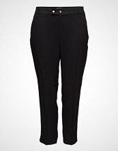 Violeta by Mango Cropped Baggy Trousers