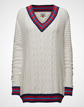Tommy Jeans Thdw Vn Varsity Sweater L/S 37