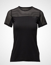 Röhnisch Miko Tee T-shirts & Tops Short-sleeved Svart RÖHNISCH