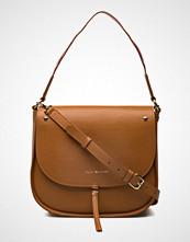 Tommy Hilfiger City Leather Hobo Corp