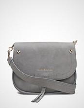 Tommy Hilfiger City Leather Saddle Bag Nubuck