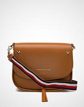 Tommy Hilfiger City Leather Saddlebag Corp