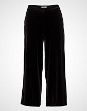 2nd One Eloise 103 Crop, Black Velvet, Pants