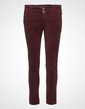 Please Jeans Chino Vel. Red Wine