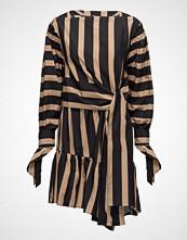 3.1 Phillip Lim Ls Striped Dress W Piercing Sleeve