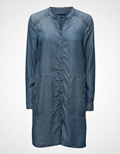 Cream Gilly Shirt Dress