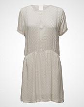Stig P Liv Dress With Buttons Back
